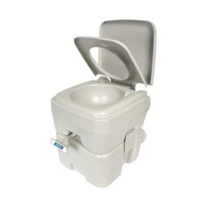 The Best Toilet Option: Camco Portable Travel Toilet