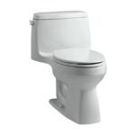 The Best Toilet Option: Kohler Santa Rosa Comfort Height Elongated Toilet