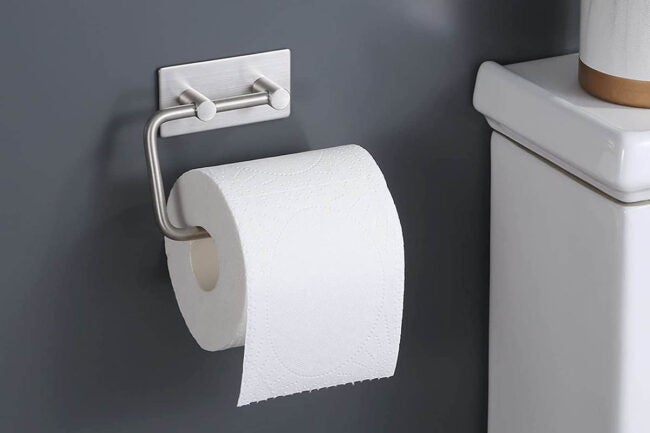 The Best Toilet Paper Holder Options