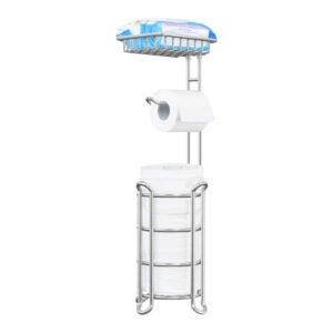 The Best Toilet Paper Holder Option: TreeLen Toilet Paper Holder Stand