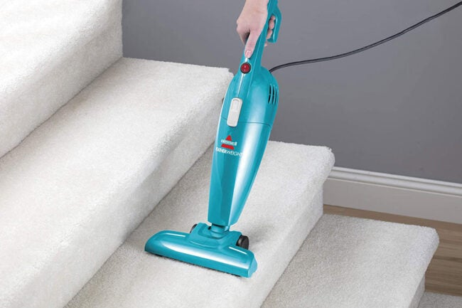 The Best Vacuum for Stairs Options