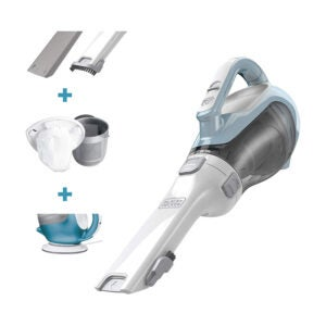 The Best Vacuum for Stairs Option: Black+Decker Dustbuster Handheld Vacuum