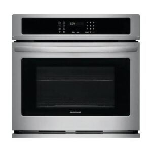 The Best Wall Oven Option: Frigidaire 30-in Self-Cleaning Electric Wall Oven
