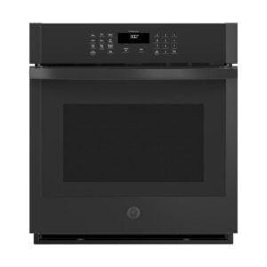 最佳壁式烤箱选择:GE 27英寸。智能单电墙烤箱