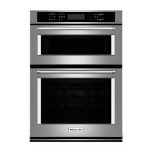 The Best Wall Oven Option: KitchenAid 30 in. Convection Wall Oven with Microwave
