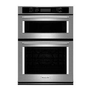最好的墙壁烤箱选项:厨房申篷30英寸。带微波炉的对流墙烤箱