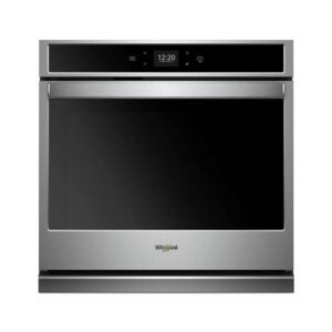 The Best Wall Oven Option: Whirlpool 30 in. Single Electric Wall Oven