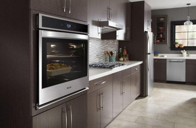 最好的壁式烤箱选择