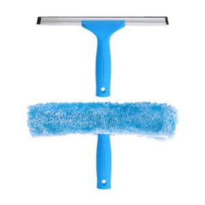 The Best Window Squeegee Option: MR. SIGA Professional Window Cleaning Combo