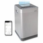The Best Air Purifier for Pets Option: NuWave OxyPure Large Area Smart Air Purifier