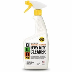 The Best All-Purpose Cleaner Options: CLR PRO Heavy Duty Cleaner