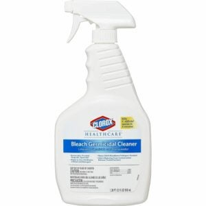 The Best All-Purpose Cleaner Options: Clorox Healthcare Bleach Germicidal Cleaner