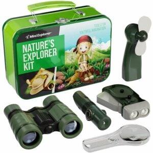 The Best Binoculars for Kids Option: Mini Explorer Explorer Kit for Kids