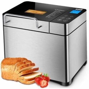 The Best Bread Maker Option: KBS Pro Stainless Steel Bread Machine