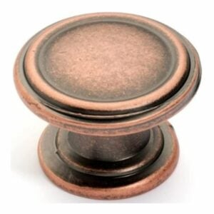 The Best Cabinet Hardware Option: Dynasty Hardware Cabinet Hardware, Antique Copper