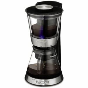 The Best Cold Brew Coffee Maker Option: Cuisinart DCB-10 Automatic Cold Brew Coffeemaker
