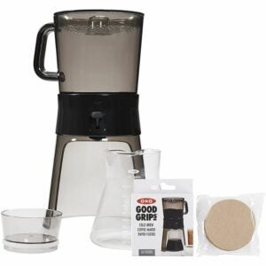 The Best Cold Brew Coffee Maker Option: OXO Good Grips Cold Brew Coffee Maker
