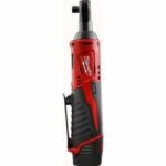 The Best Cordless Ratchet Option: Milwaukee 2457-21 3/8-in Cordless M12 Lithium-Ion