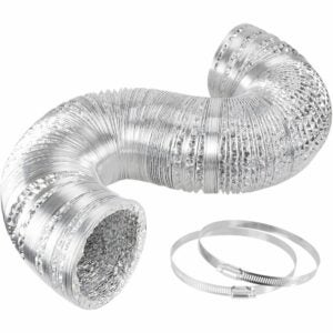 The Best Dryer Vent Option: iPower GLDUCT4X8C Dryer Vent Hose