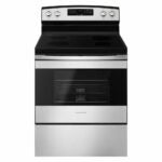 The Best Electric Range Option: Amana 4.8 cu. ft. Electric Range