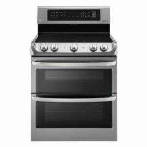 最佳电灶选择:LG 7.3铜。双烘箱电炉