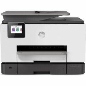 最佳传真机选项:HP OfficeJet Pro 9025一体式无线打印机