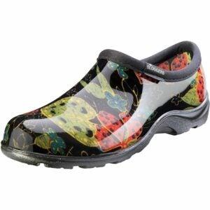 最好的园艺鞋选项:方便者女装防水雨和花园鞋
