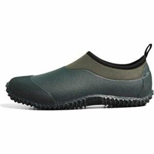 最好的园艺鞋选择:Tengta UniSEX防水花园鞋