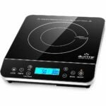 The Best Hot Plate Option: Duxtop Countertop Burner Induction Hot Plate