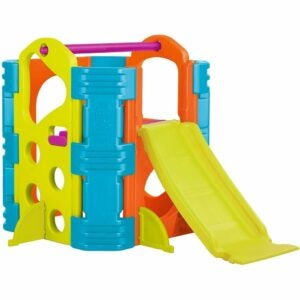 The Best Indoor Playground for Kids Option: ECR4Kids Activity Jungle Gym Climber