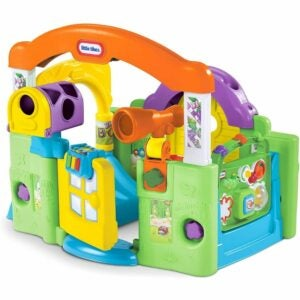 The Best Indoor Playground for Kids Option: Little Tikes Activity Garden Playset