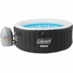 The Best Inflatable Hot Tub Option: Coleman 13804-BW SaluSpa Hot Tub