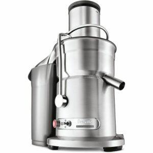 The Best Juicer Option: Breville 800JEXL Juice Fountain Elite Centrifugal