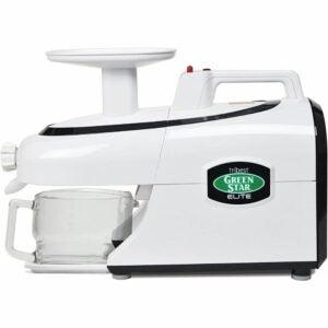 The Best Juicer Option: Tribest GSE-5000 Greenstar Elite Masticating Juicer
