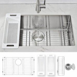 The Best Kitchen Sinks Option: Zuhne Modena Undermount Stainless Single Bowl