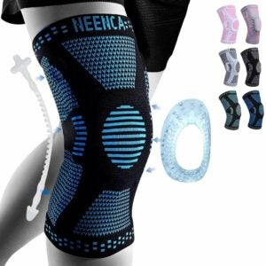 The Best Knee Sleeves Option: NEENCA Professional Knee Brace & Compression Sleeve