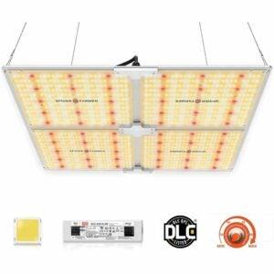 The Best LED Grow Lights Option: SPIDER FARMER SF-4000 LED Grow Light
