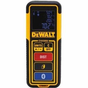 The Best Laser Measure Option: DEWALT Laser Measure Tool/Distance Meter