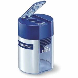 The Best Pencil Sharpener Option: STAEDTLER 512 001 ST Double-hole Tub Sharpener