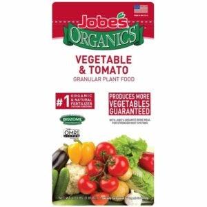 The Best Plant Food Option: Jobe's Organics 9026 Fertilizer