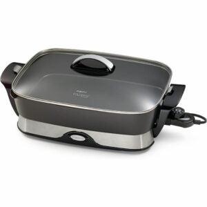 最佳煎锅选择:Presto 06857 16英寸电动折叠煎锅