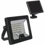 最好的太阳能泛光灯选择:西屋安全灯1000流明太阳能灯