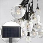 The Best Solar String Lights Option: Sunlitec Solar String Lights