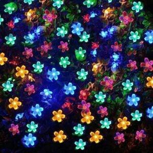 The Best Solar String Lights Option: VMANOO Solar Outdoor Christmas String Lights