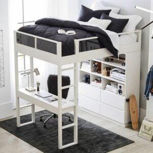 The Best Storage Beds Option: Bowen Loft Bed