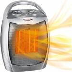 The Best Tent Heater Option: Portable Electric Space Heater with Thermostat
