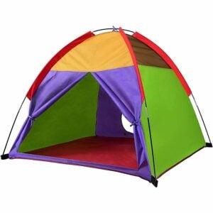 The Best Tents for Kids Option: Alvantor Kids Pop Up Tent Indoor Outdoor Playhouse