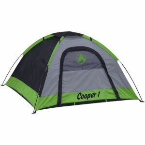 The Best Tents for Kids Option: GigaTent Cooper Boy Scouts Camping Tent