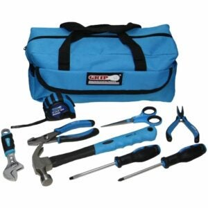 The Best Tools for Kids Option: Grip 9 pc Children's Tool Kit