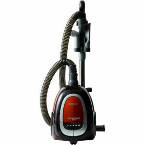 The Best Vacuum for Hardwood Floors Option: Bissell Deluxe Canister Vacuum